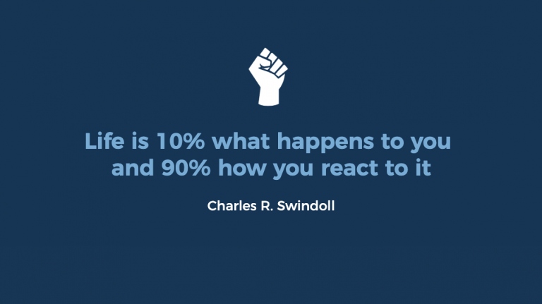 quote of the week card appspace
